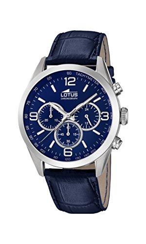 Lotus Watches Cronografo Quarzo Orologio da Polso 18155/4