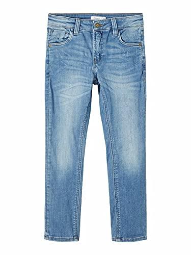 NAME IT Boy Jeans Baggy Fit 164Light Blue Denim