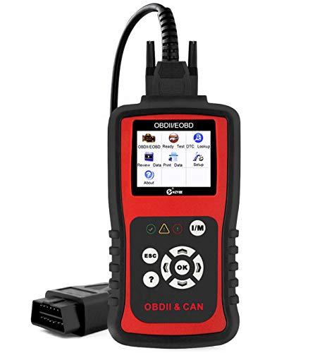 Find Cheap KZYEE KC201 Car OBD2 Scanner with Live Data for Check Engine Light, Diesel or Gasoline En...