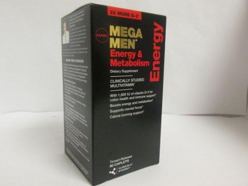 GNC Mega Men Energy & Metabolism Dietary Supplement