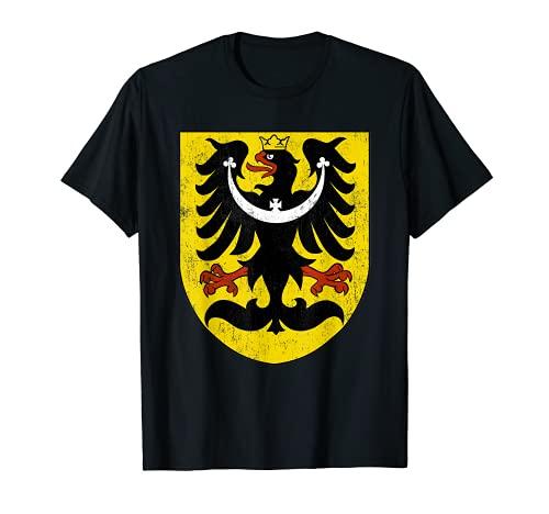 モラヴィアン・シレジアのギフト:チェコ・シレジア Tシャツ