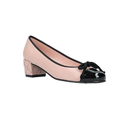 Pretty Ballerinas Flache SCHUHESS 47550 Schatten S 38 Rosa
