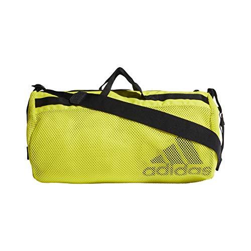 Adidas GP4047 W ST DUFFEL MS Sports bag Woman acid yellow/black NS