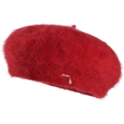 Preisvergleich Produktbild lxylllzs Wintermütze Mütze warmmodern, Bailey Winterhasen Pelzmütze,  Plüsch Mütze-Erdbeerrot,  warm gefütterte Wintermütze