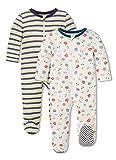 Froerley Pijama Bebe Algodon, Pijamas Bebe Niño, Pijama Bebe 24 meses Verano Nino, Pijama Familiar, Ropa Bebe Niño, Pack de 2