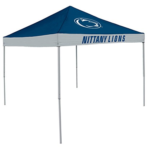 Logo Brands NCAA Penn State Nittany Lions Unisex Adult Economy Canopy Tailgate Tent, Multicolor, One Size