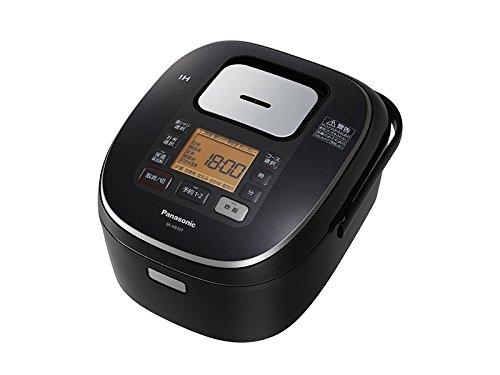 パナソニック 1升 炊飯器 IH式 ブラック SR-HB187-K