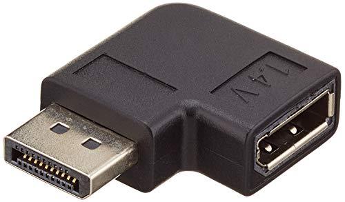 InLine 17199L DisplayPort Adapter, DisplayPort Stecker / Buchse links gewinkelt