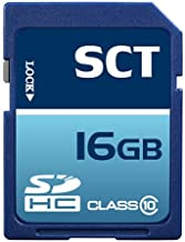 16GB SD HC SDHC Class 10 SCT Professional High Speed Memory Card SDHC 64G (16 Gigabyte) Memory Card for Samsung WB800F WB250F WB150F WB850F NX20 NX210 NX1000 EX2F NX300 NX1100 with Custom formatting