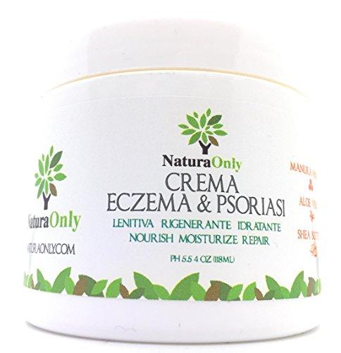 Crema para eccema y psoriasis Natura Only, para pieles secas