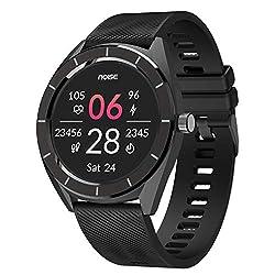 Noise NoiseFit Endure Smart Watch with 100+ Cloud Based Watch Faces & 20 Day Battery Life (Charcoal Black),Nexxbase,NoiseFit Endure