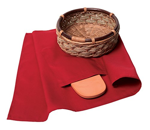 Keilen Mexican Origins 120-24 Tortilla And Bread Warmer Basket, Multicolor, New,