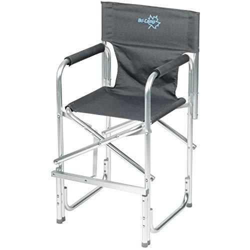 Siehe Beschreibung Alu-Kinder-Hochstuhl mit Fußstütze, Armlehne, 40cm-Sitzbreite