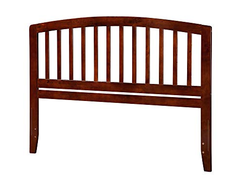 Atlantic Furniture Richmond Headboard, Queen, Walnut