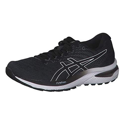ASICS Women's Gel-cumulus 22 Running Shoe, Carrier Grey Black, 5.5 UK