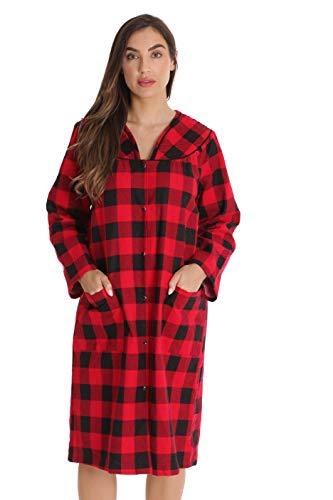 Camisón Franela Mujer  marca Dreamcrest