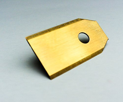 !Titan! 30 Genisys® Messer (Ti1=0,45mm) und Schrauben für Husqvarna Automower®, Gardena R40Li / R70Li
