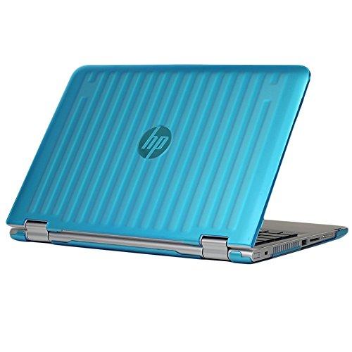 mCover Océano Azul Carcasa Dura/Fundas duras SÓLO para portátil de 13,3' HP...
