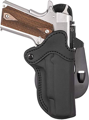 1791 GUNLEATHER 1911 Paddle Holster - OWB CCW Holster -...