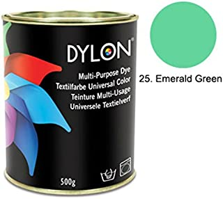 DYLON Emerald Green Multi-Purpose Dye 500g Tin