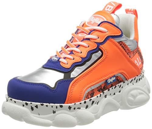 Buffalo Damen CHAI Hohe Sneaker, Mehrfarbig (Multi 000), 38 EU