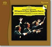 ブラームス:ハンガリー舞曲集(全曲) SACD
