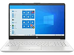 HP 15s gr0007au 15.6-inch Laptop (Ryzen 3 3250U/4GB/1TB HDD/Windows 10 Home/AMD Radeon Graphics), Natural Silver,hp,gr0007au
