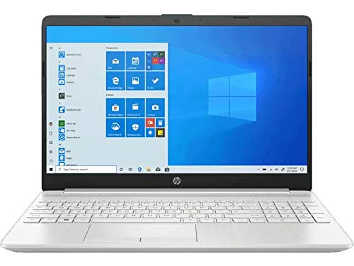 HP 15s gr0007au 15.6-inch Laptop (Ryzen 3 3250U/4GB/1TB HDD/Windows 10 Home/AMD Radeon Graphics), Natural Silver