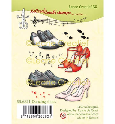 Clear Stamps - Tanz Schuhe