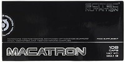 SCITEC Macatron 108 caps Hardcore Testosterone/ Estrogen Optimization Supplement by SCITEC