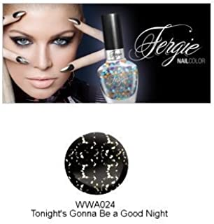 Wet n Wild Fergie Nail Color A024 Tonight's Gonna Be A Good Night