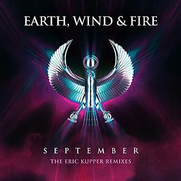 September (The Eric Kupper Remixes)