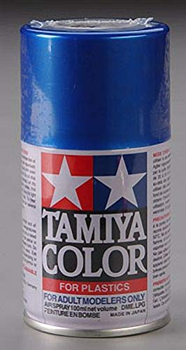 TAMIYA - 85050 - TS50 BLUE MICA
