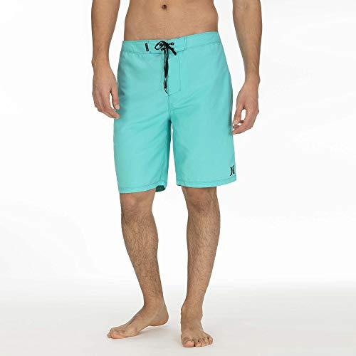 Hurley Herren Boardshort M One und Only 2.0 21', Hyper Jade, 28, 923629