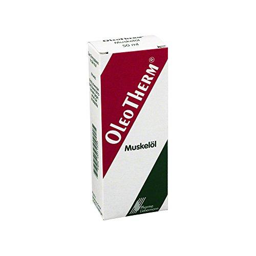 OLEOTHERM Muskeloel, 50 ml