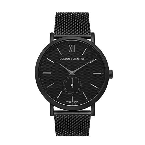 Reloj Larsson & Jennings - Unisex LGN40-CMBLK-C-M-M-BB-O