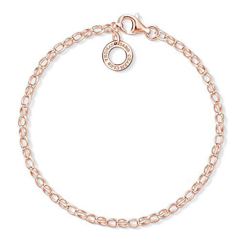 Thomas Sabo Armband für Charms Rosé X0243-415-40