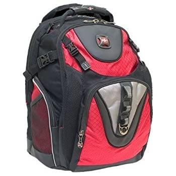 Amazon.com: Wenger Computer Backpack - Red: Computers & Accessories