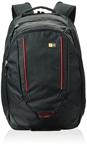 Case Logic BPEB115 Evolution Rucksack für Notebook/Tablet bis 39,6 cm (15,6 Zoll) schwarz