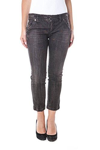 Parasuco P03F Capri Jeans Damen schwarz 0801 28