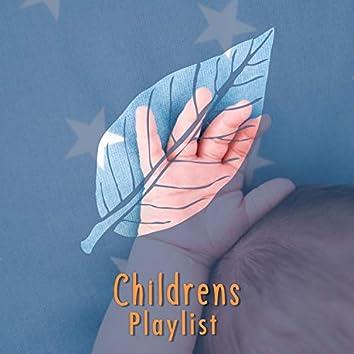 Chilled Childrens Playlist