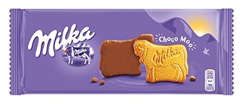 Galletas Milka Choco Moo Recubierta De Chocolate 200gr