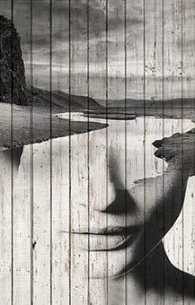 UIOLK Impresiones en Lienzo Personajes de Moda Abstractos Arte de la Pared en Blanco y Negro impresin Cartel de la Lona decoracin del Regalo Entrada de la Sala de Estar decoracin del hogar