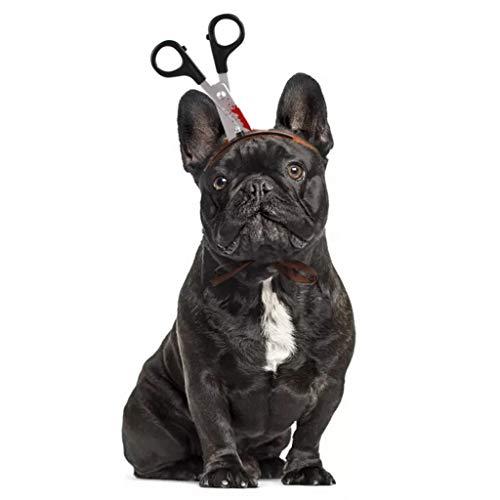 Factorys 2019 Neue süße Halloween-Mütze, lustige Dekoration realistisches Design Katze Hund Hut Cosplay, Lassen Sie Ihr Haustier Ihre Halloween-Party beitreten