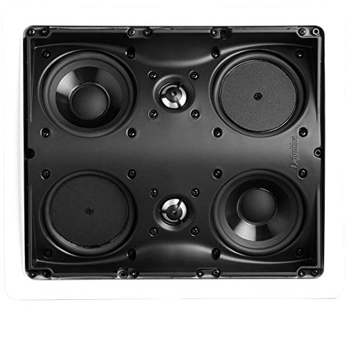 Definitive Technology UIW RSS II: Reference In-Ceiling/In-Wall Bipolar Loudspeaker