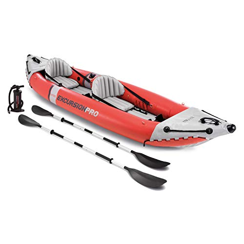 Our #1 Pick is the Intex Excursion Pro Kayak Outdoor Gear