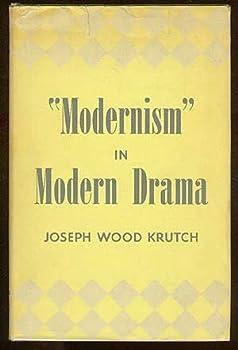 Hardcover Modernism in Modern Drama Book
