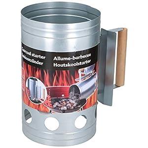 BBQ-Collection Encendedor para barbacoas o chimeneas (ØxHxB) ca. 16 x 27 x 25,5 cm
