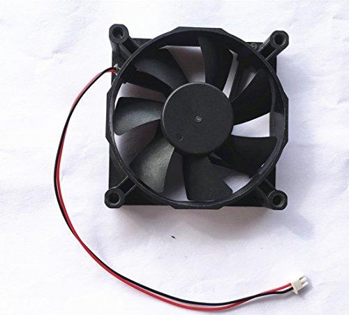 Nuevo y original TD8020LS 12V 0.08A 8CM DC Ventilador sin escobillas para ventilador de agua