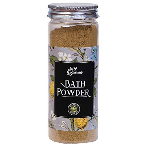 Tiaraa Natural Extract Bath Powder, 100 grams(Pack of 1)